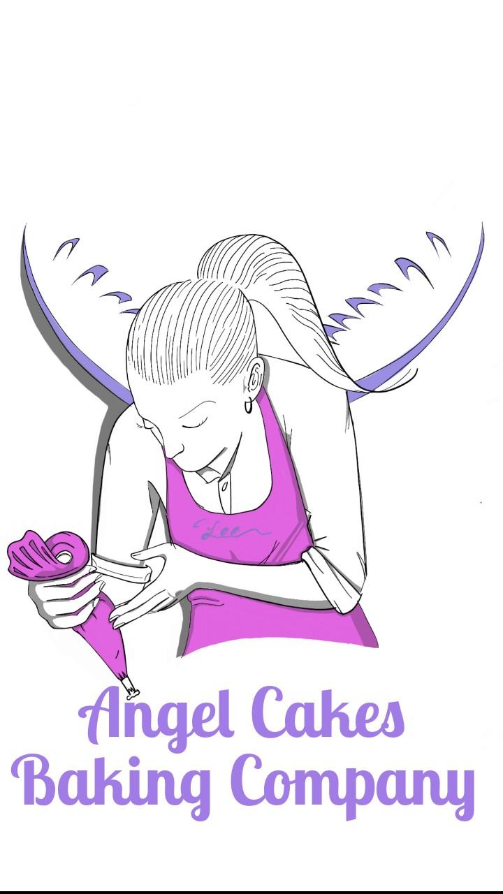 Angel Cakes logo