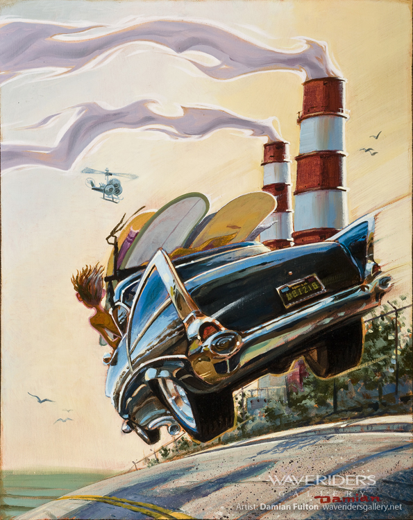 Damian Fulton art