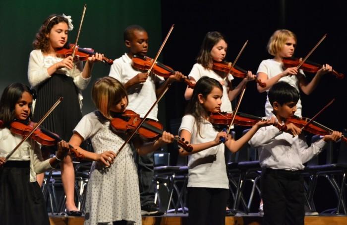 FY15 Strings Jan concert